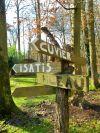 Dobro pitanje - šume Fontainebleaua se prostiru na cca 30km kvadratnih!