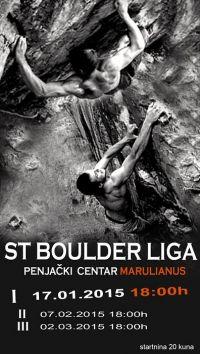 Plakat lige u režiji Luke Kivele ne prikazuje slučajno momente sa Lovrinca jer na tom je malom penjalištu rođena naša boulder scena!