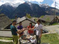 Dalmatinsko blagovanje usrid Alpi!