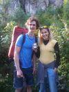 Adamu je bilo drago vidit Goranu Škare u domaćem mu pješčenjaku! Ona mu je rekla da je vapnenac ipak vapnenac!