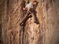 Ne krije da obožava trogirske vertikale, legendarnom penjalištu di sezona uskoro počinje...