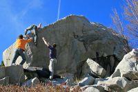 Bouldering na Biokovu