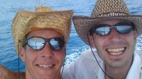 Daniel Noštromo Piccini & Urh Čehovin Pirelli na pučini!
