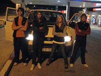 Oni vole benzinsku u Kninu - Frane i Gila (4. i 7. kod juniora), Barbara i Danči (4.mjesto starije kadekinje)