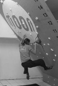 Igor Savin Glista tijekom prolaska 6A+-a iz druge! Najavljuje da će KŠD dominirat boardom, posebno kad se na vratima dvorane pojavi Niki U Maloj Boci Špirit Stoji Besednik!