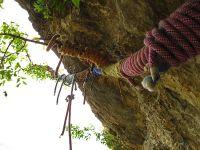 U Ceuse-u se grade tornjevi od kamenja, a na Gredi se retaji vezuju na stabla! Koliko je padova tribalo da se obloži stablo pokraj Skyhooka??? A muerte - braćo i sestre!!!