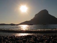 dan odmora na obali Egejskog mora...