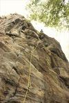 Sport climbing?