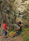 Maltatal je na našoj sceni najpoznatiji po boulderima ali ponuda sportskih sektora i višedužinaca je čak i veća, a sve izgleda jako visoke kvalitete.