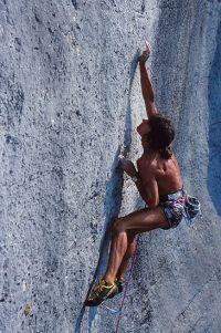 ...na vrhovima penja, godine 1988.