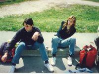 Kamnik, prije natjecanja, 1994.