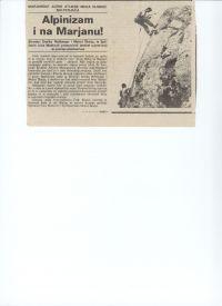 Slobodna Dalmacija 1986.