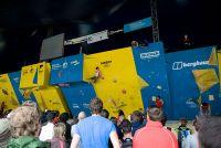 Zadnje natjecanje ovogodišnjeg boulder svjetskog kupa je krajem miseca u Muenchenu - trenutno vode Kilian i Chloe ali sve je u gusto...