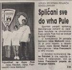 Slobodna Dalmcija 1995.