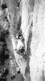 Legendarna fotografija - Slabe tijekom prvog uspona u Marulianusu. Foto: Čujić