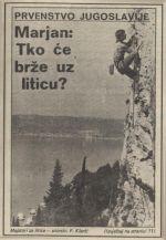 Slobodna Dalmacija 1987.