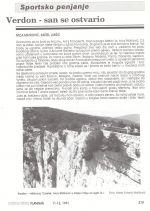 Hrvatski Planinar - Verdon